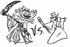 Sam Hain VS Demonologist.png