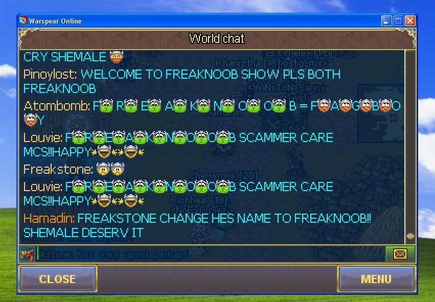 Shemale yahoo chat